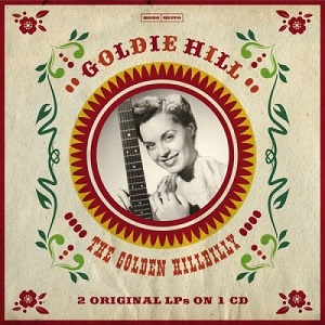 Goldie Hill - Discography Goldie33