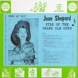 Jean Shepard - Discography - Page 2 Jean_s49