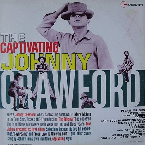 Johnny Crawford - Discography Johnny23