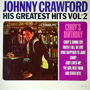 Johnny Crawford - Discography Johnny26