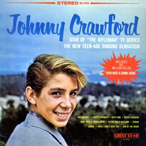 Johnny Crawford - Discography Johnny27