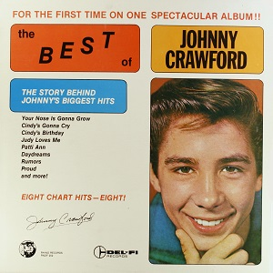 Johnny Crawford - Discography Johnny28