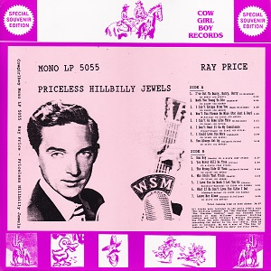 Ray Price - Discography (86 Albums = 99CD's) - Page 4 Ray_pr18