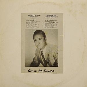 Skeets McDonald - Discography Skeets14