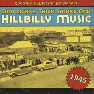 VA - Dim Lights Thick Smoke And Hillbilly Music Va_cou12
