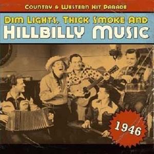 VA - Dim Lights Thick Smoke And Hillbilly Music Va_cou13