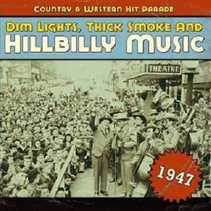 VA - Dim Lights Thick Smoke And Hillbilly Music Va_cou14
