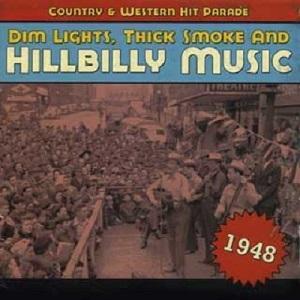 VA - Dim Lights Thick Smoke And Hillbilly Music Va_cou15