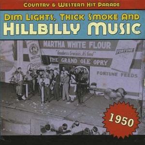 VA - Dim Lights Thick Smoke And Hillbilly Music Va_cou17