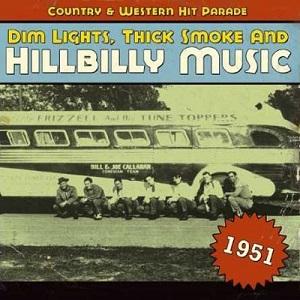 VA - Dim Lights Thick Smoke And Hillbilly Music Va_cou18
