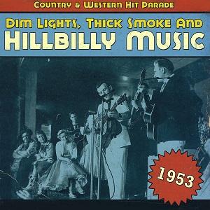 VA - Dim Lights Thick Smoke And Hillbilly Music Va_cou20
