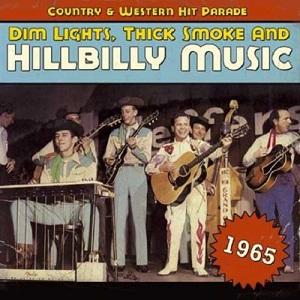 VA - Dim Lights Thick Smoke And Hillbilly Music Va_cou33