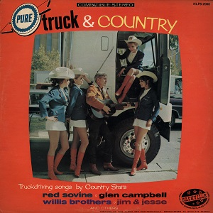 VA - Truck Driving Compilation Albums Va_pur10