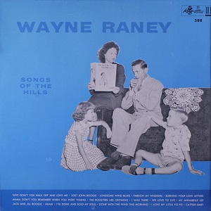 Wayne Raney - Discography Wayne_11