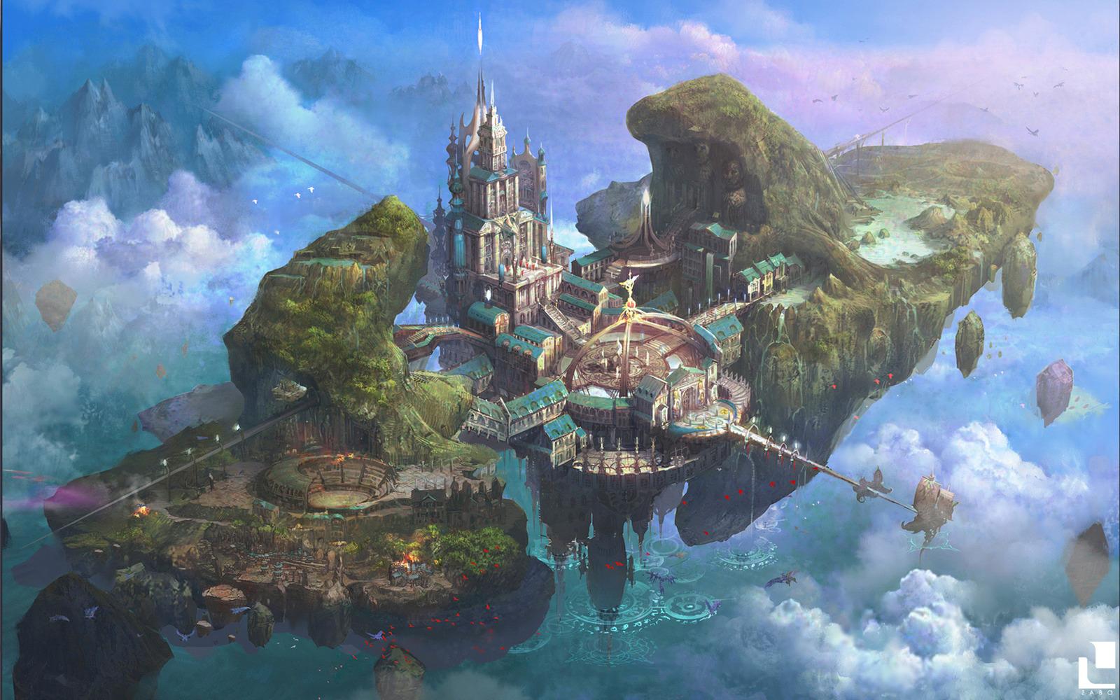 Sky Archipelago