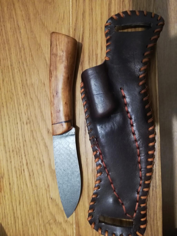 Funda para cuchillo Manly. Img_2064