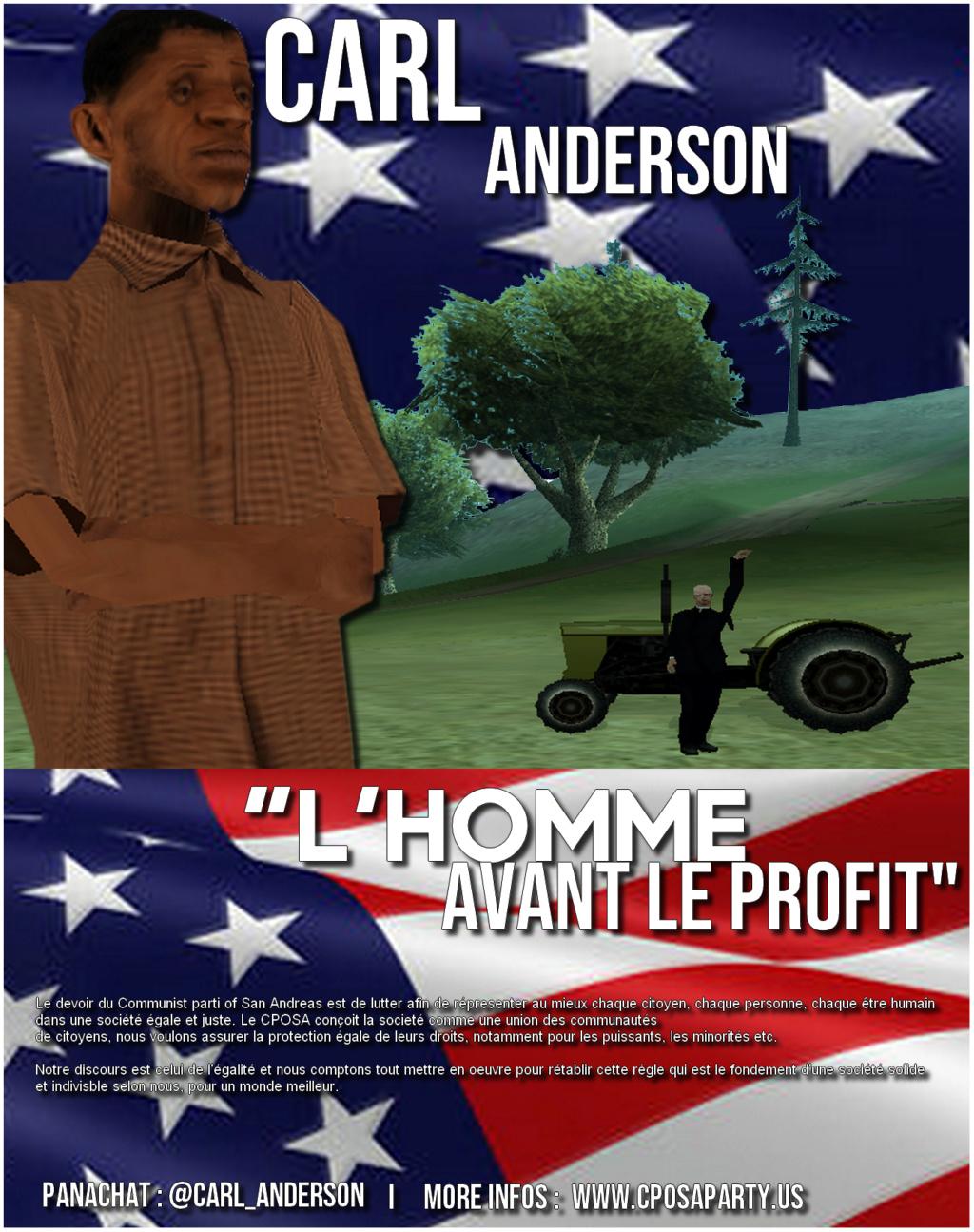 [FLYER] Votez pour Carl Anderson, la voix du peuple. Flyer10