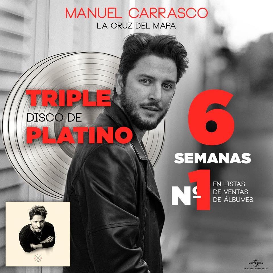 "Manuel Carrasco >> álbum ""La cruz del mapa"" - Página 2 50309810"