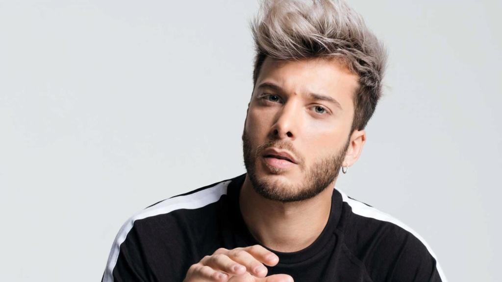 """Blas Cantó >> single """"Voy A Quedarme"""" (ESC 2021) Descar11"""