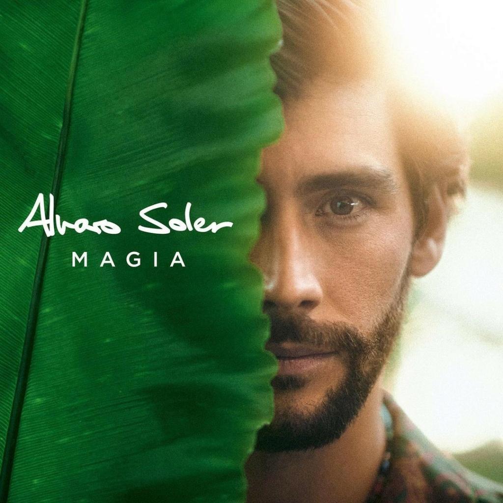 "Alvaro Soler >> single ""MAGIA"" Hyyy10"