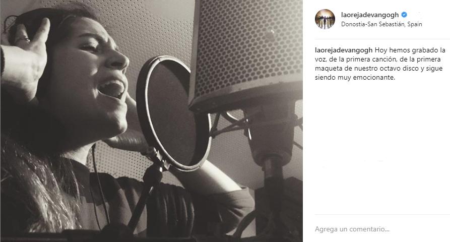 La Oreja de Van Gogh >> Preparando Nuevo Álbum Maquet10
