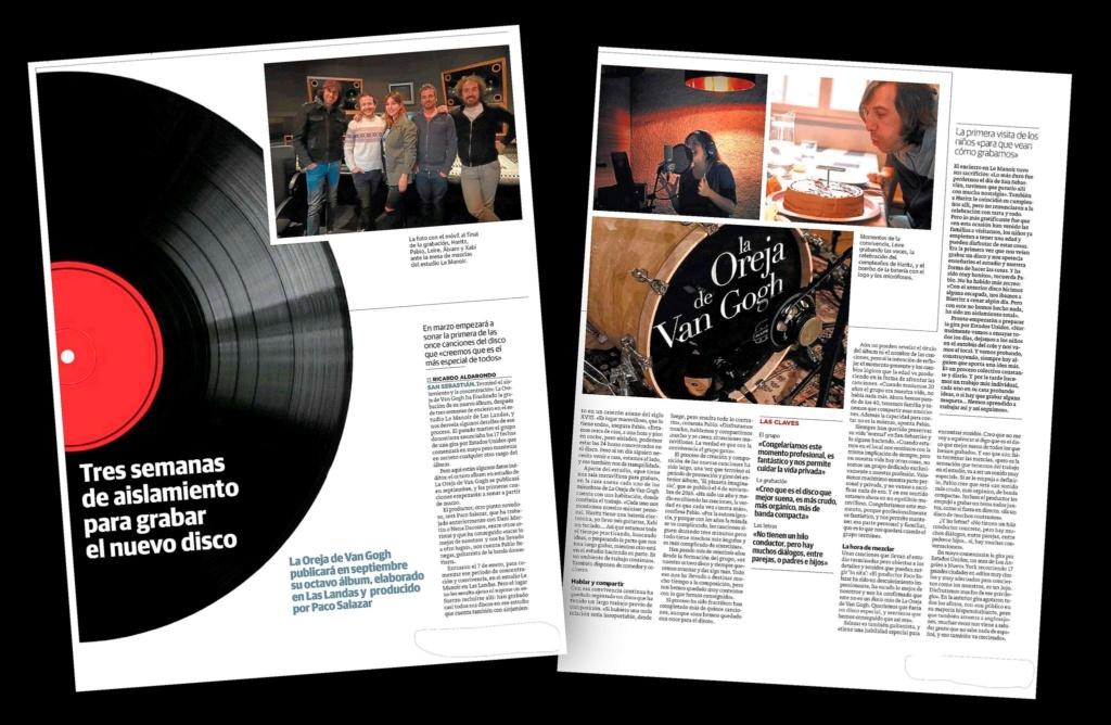 La Oreja de Van Gogh >> Preparando Nuevo Álbum - Página 3 Oooo10