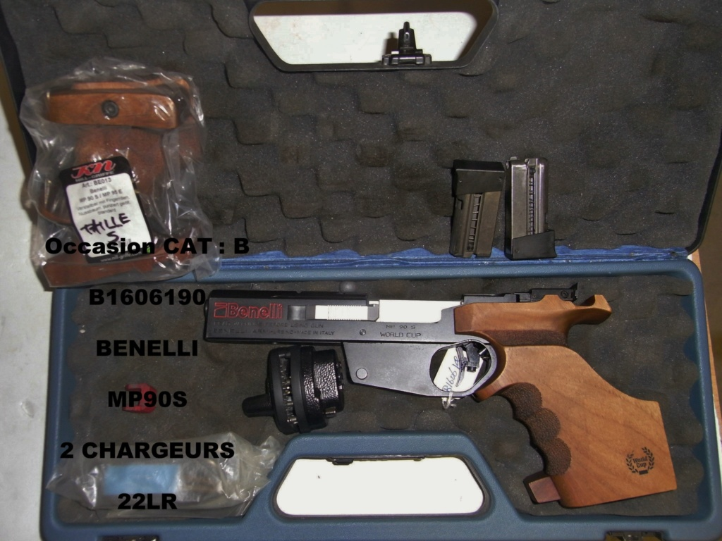 Question BENELLI MP 90S Image10