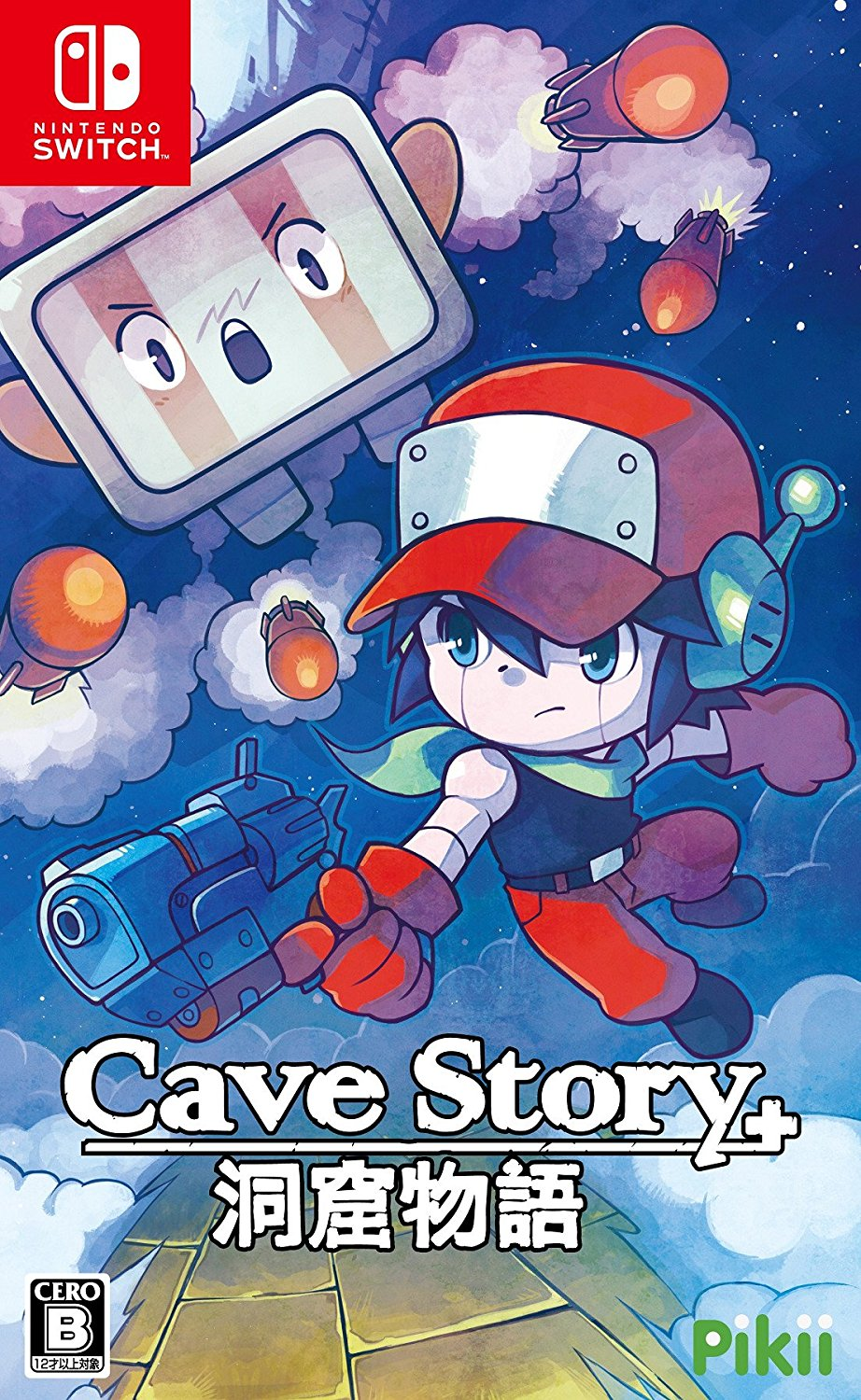 Nintendo Switch - The full set - Page 2 Cave_s11