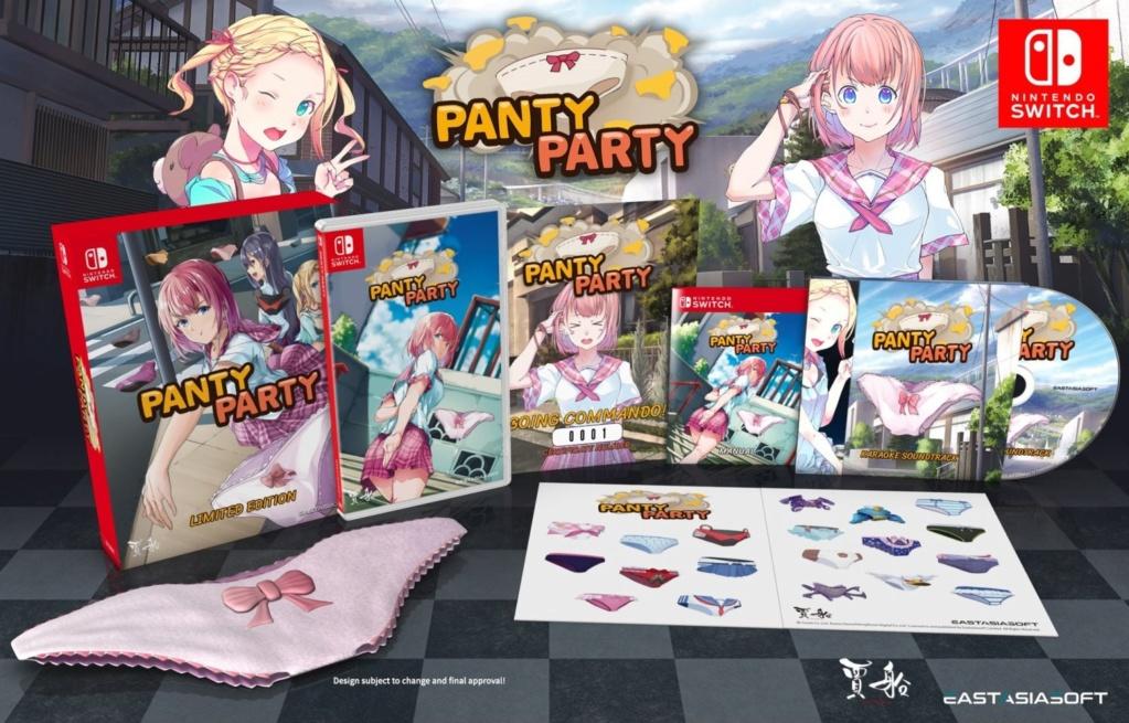 Limited Run et compagnie, les jeux démat' qui sortent en boite :) - Page 10 Panty-10