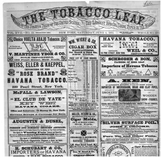 histoire - Petite(s) histoire(s) de la pipe : Mais qui a taillé la première pipe en bruyère ? Partie 2 Tobacc10