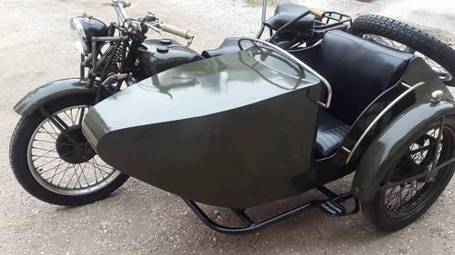 Side pour moto peugeot après guerre 84483510