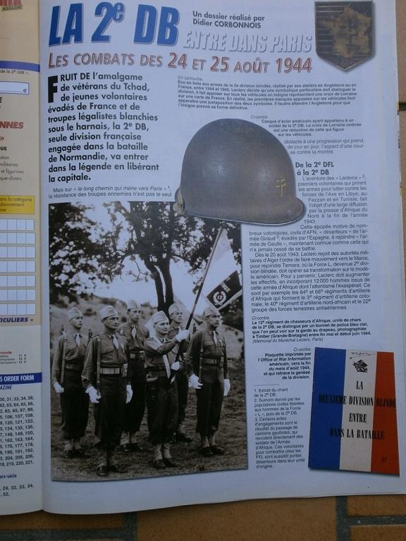 revue arme militaria special liberation Paris Armes_26