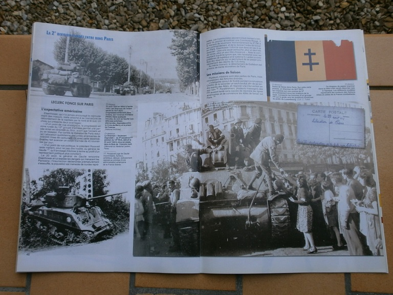 revue arme militaria special liberation Paris Armes_30