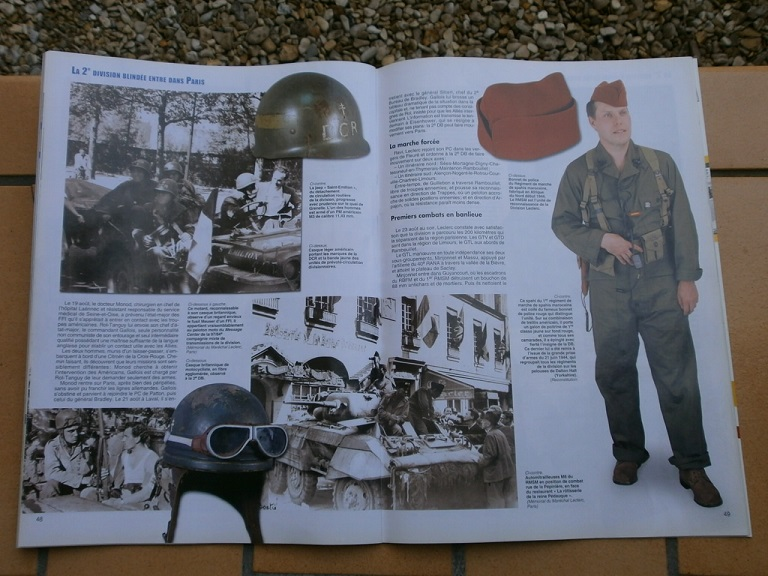 revue arme militaria special liberation Paris Armes_31