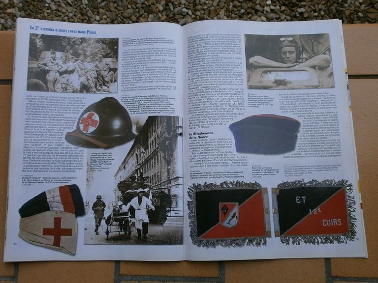 revue arme militaria special liberation Paris Armes_32