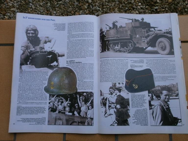 revue arme militaria special liberation Paris Armes_35