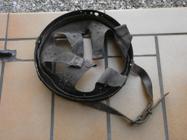 Interieur casque allemand ou autre Casque19