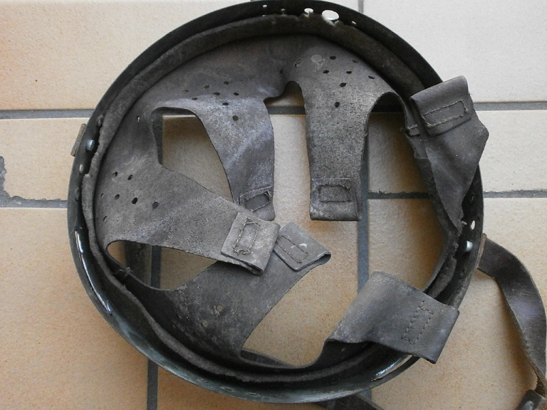 Interieur casque allemand ou autre Casque21