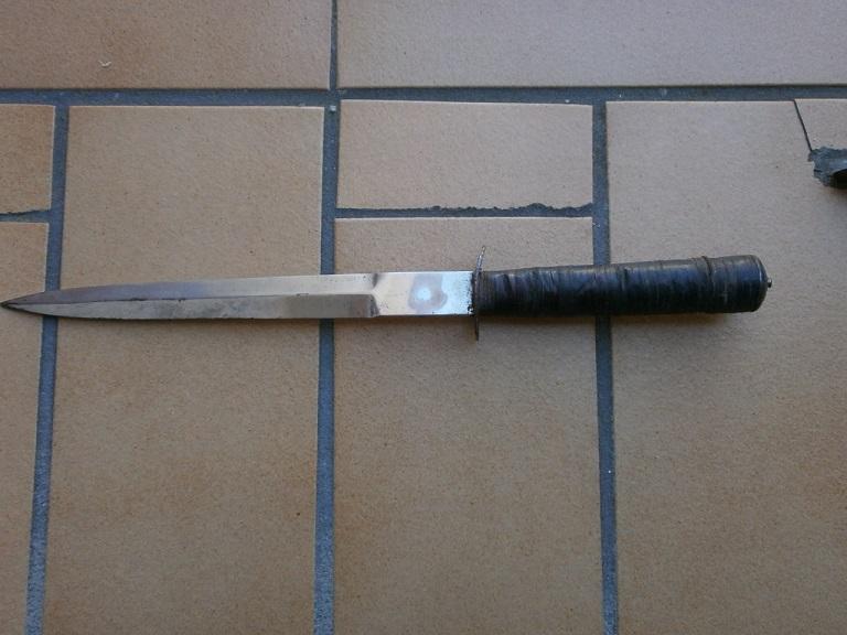 Rentrée medaille militaire et dague Coutea12