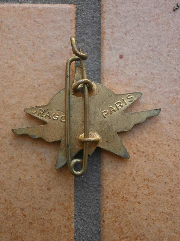 Rentrée d insignes Insign39
