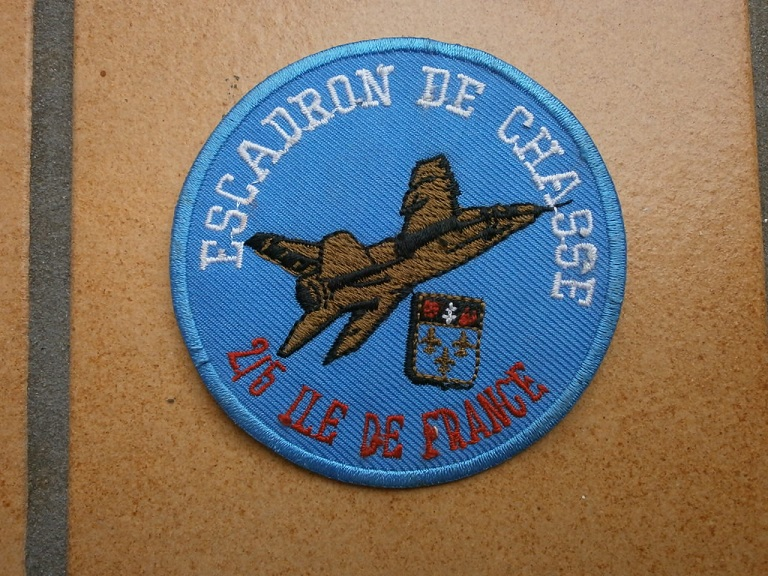 escadron de chasse Insign68