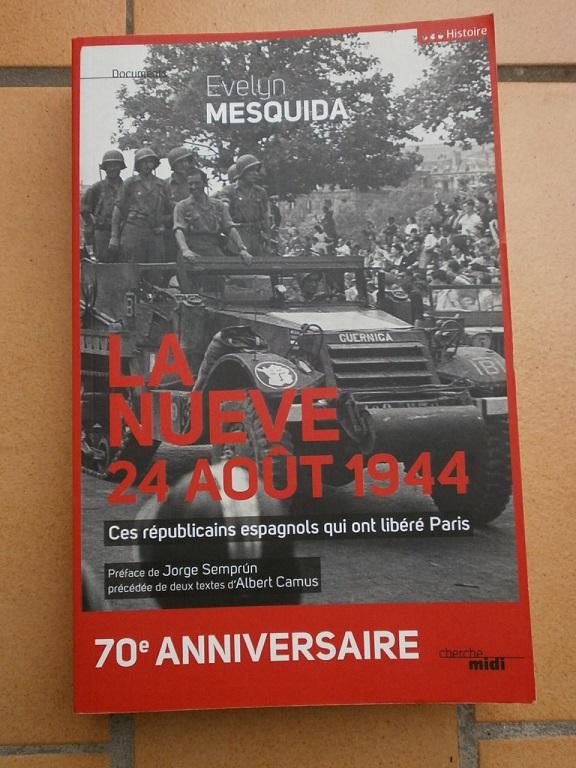 Livre la Nueve 24 aout 1944 Livre284