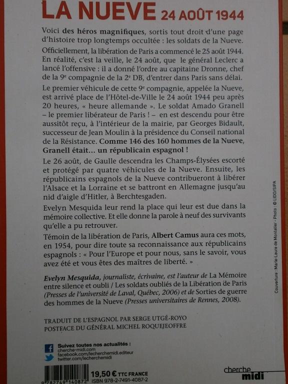 Livre la Nueve 24 aout 1944 Livre285