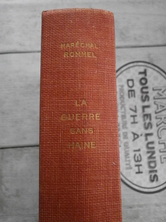 Lecture Afghanistan et WW2 Rommel  Livre514