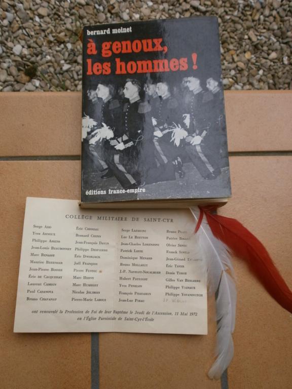 Rentrée Verdun St cyr Bigeard Livre588