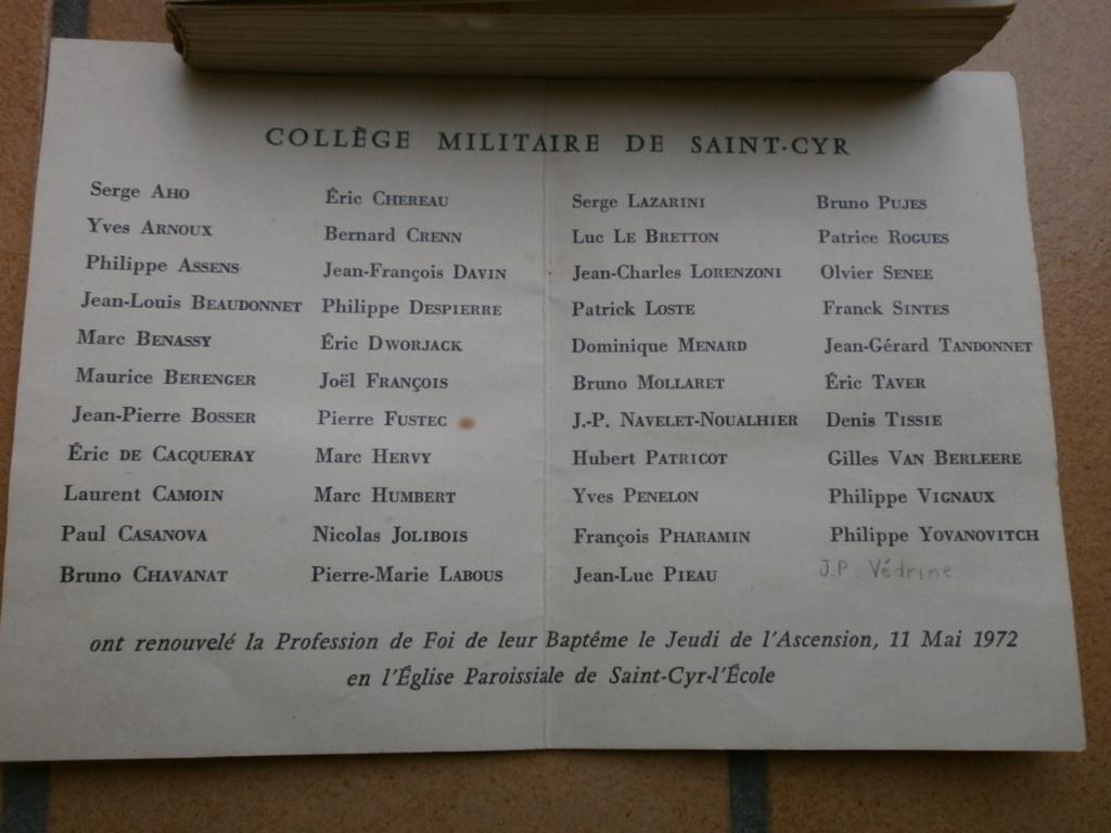 Rentrée Verdun St cyr Bigeard Livre589