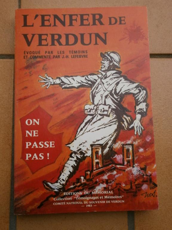 Rentrée Verdun St cyr Bigeard Livre590