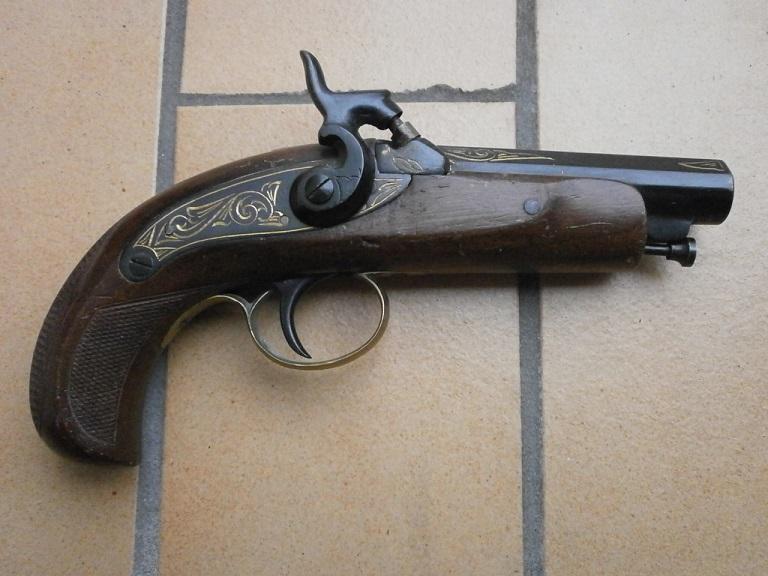 Réplique Colt 1851 NAVY PEDERSOLI Calibre 36 Lot_0222
