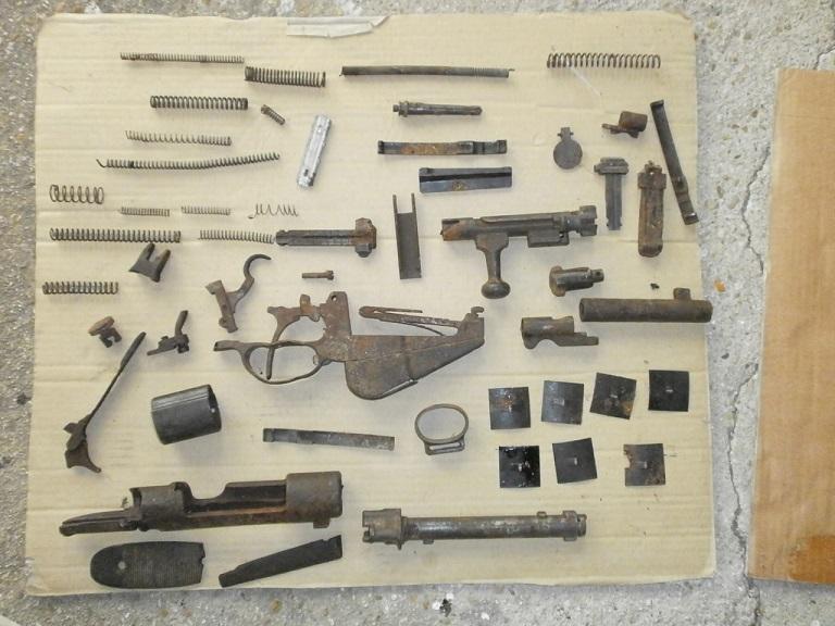 gros lot piece d armes anciennes Lot_1011