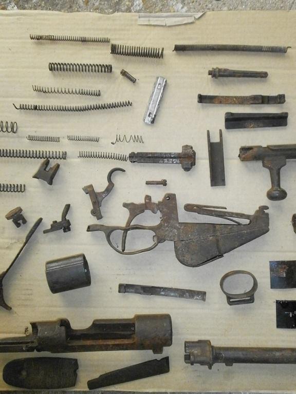 gros lot piece d armes anciennes Lot_1012